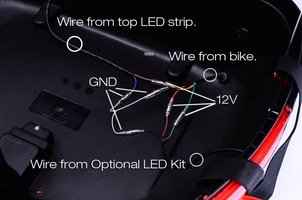 medium resolution of led tape wiring diagram