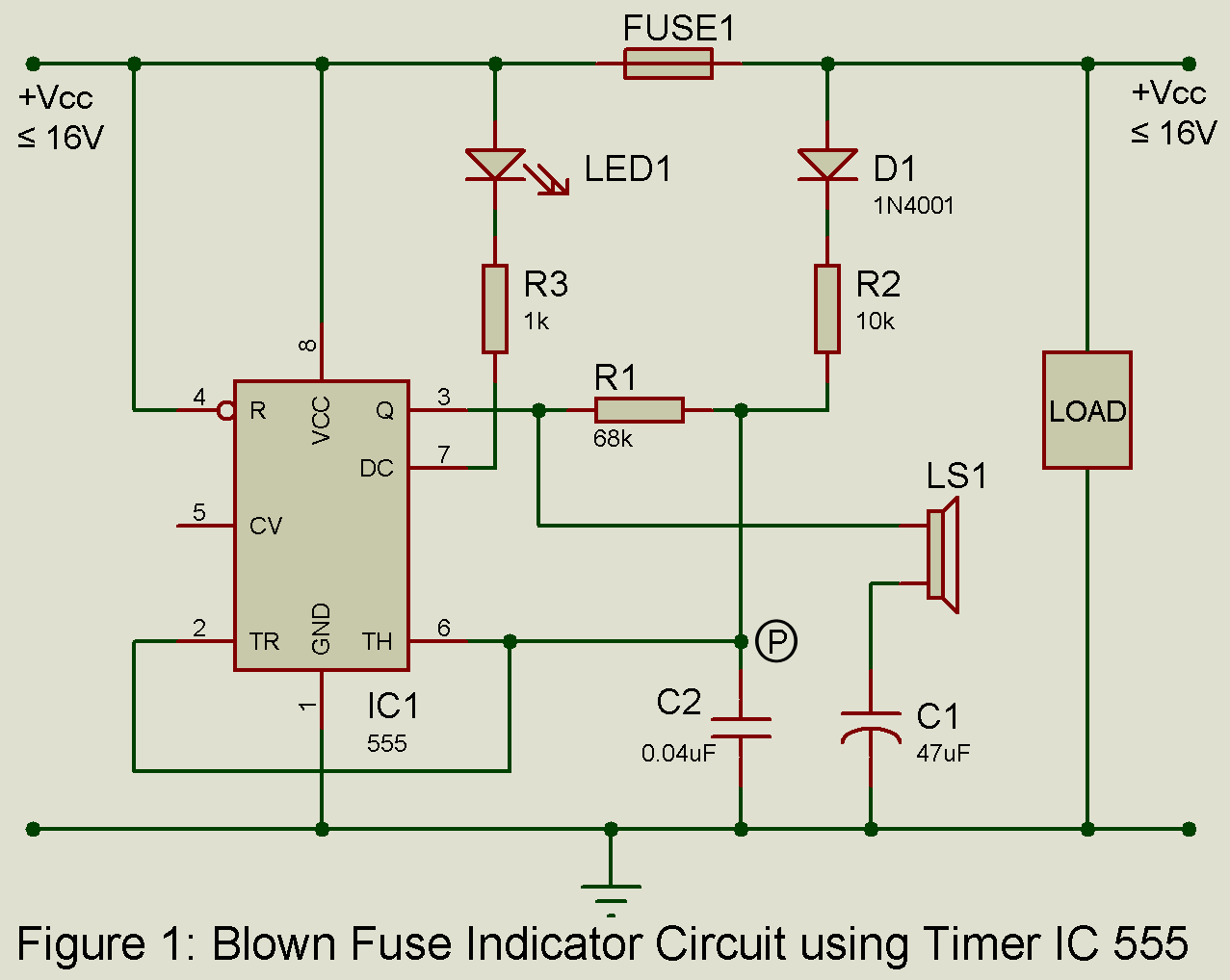 hight resolution of blown fuse indicator circuit engineering projects blownfuse indicator circuit diagram tradeoficcom