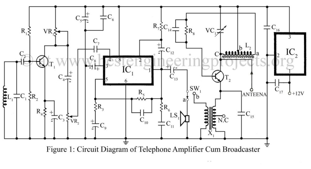 Telephone Spy further Fiber Optic System Diagram likewise Pulse Width Modulation Motor Control Circuit in addition Timer Ic 555 And 556 Based Projects moreover Timer Ic 555 And 556 Based Projects. on timer ic 555 and 556 based projects