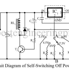 Microcontroller Based Inverter Circuit Diagram Composite Volcano Power Supply   Electronics Projects