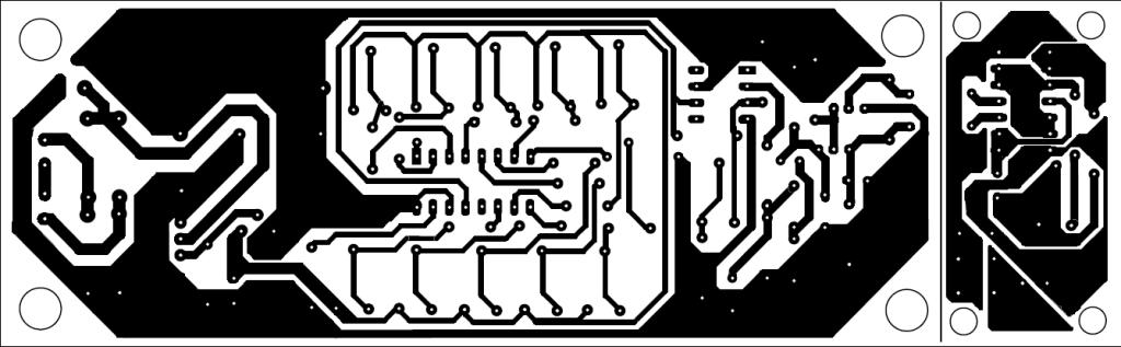 Soldering side PCB design