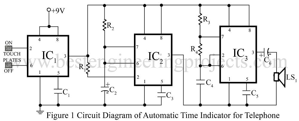 missing pulse detector circuit using ne555