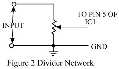 Divider network