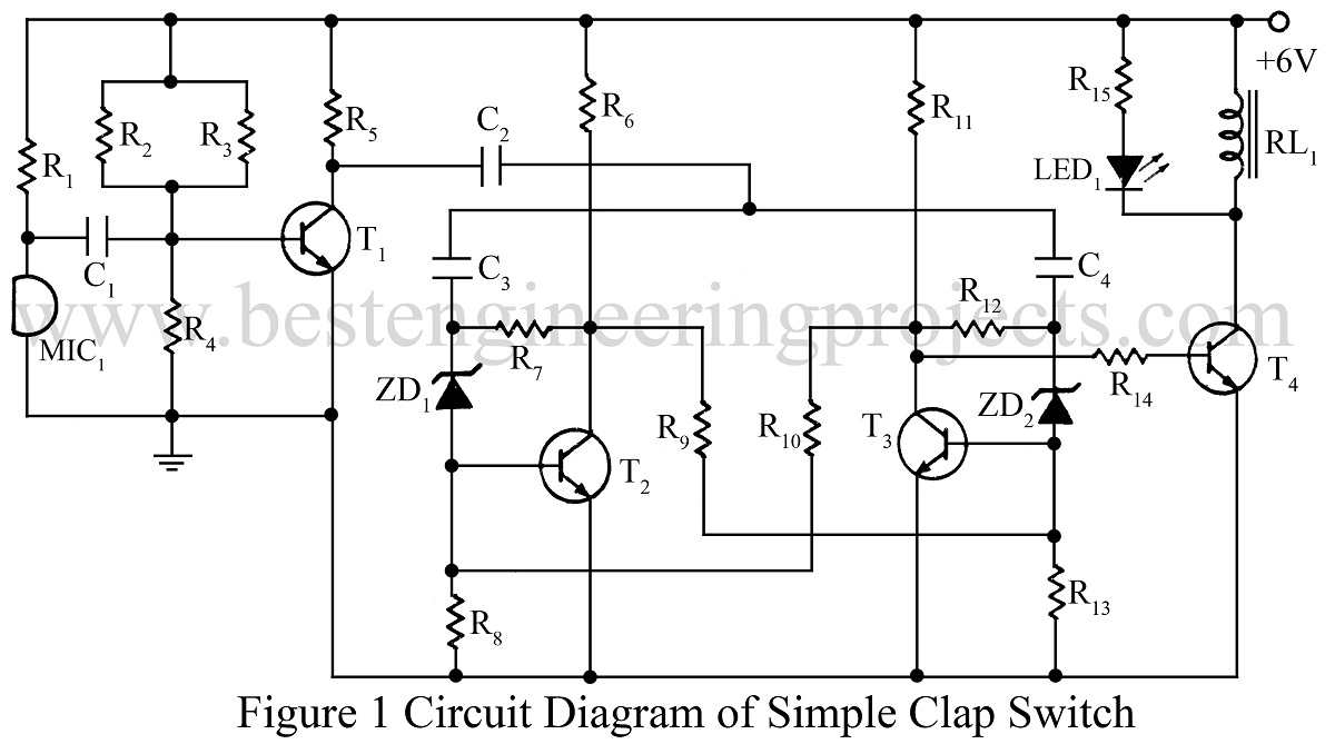 electrical circuit switch