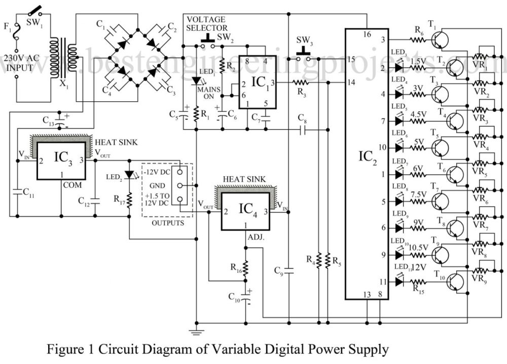 medium resolution of universal digital power supply circuit