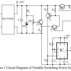 Power Supply Wiring Diagram Zinc Element Circuit Electronics Projects