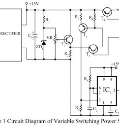 variable switching regulator circuits ic schematics wiring diagram img switching power supply schematic 3a switching voltage regulator based [ 3068 x 2148 Pixel ]
