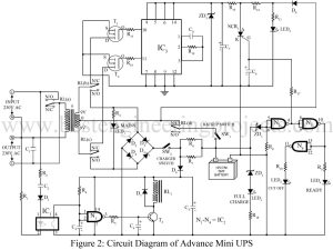 Power Supply Circuit | Electronics Projects