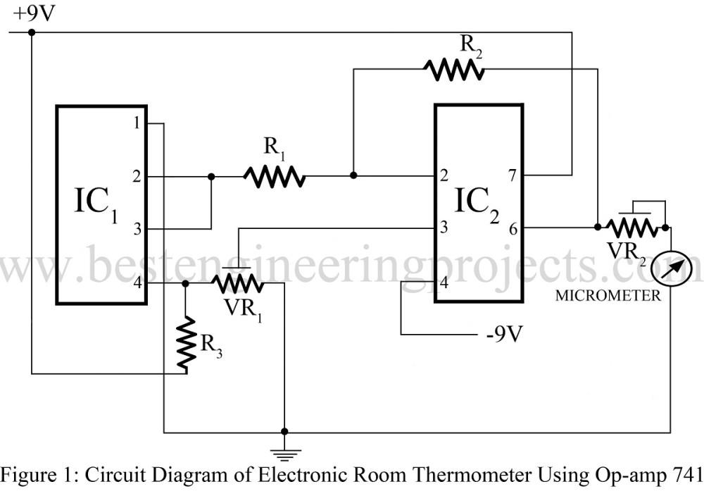 medium resolution of circuit diagram of 741 op amp