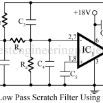 Low Pass Filter Circuit | Low Pass Filter Design