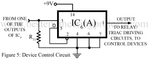 Device controlling circuit2