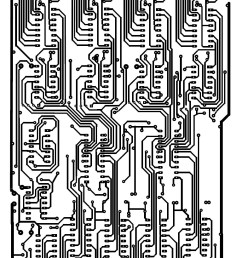 we can retrieve extra benefits from the circuit since the power supply as well as 1hz generator can also be wired on general purpose pcbs and mounted  [ 768 x 1139 Pixel ]