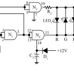 Disco Light Circuit