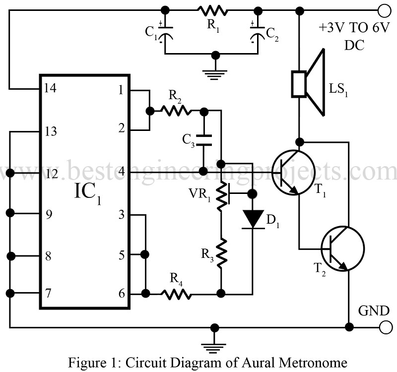 circuit-diagram-of-aural-metronome