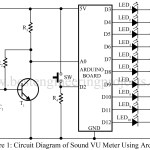 Sound VU Meter Using Arduino