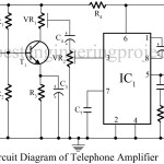 Telephone Amplifier Circuit