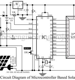 microcontroller based solar charger best engineering projects rh bestengineeringprojects com solar charge controller circuit diagram pdf [ 1600 x 1137 Pixel ]