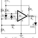Operational Amplifier 741 Tester