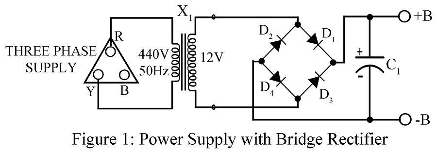 Single Phasing Preventer Circuit