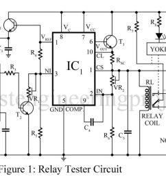 relay tester circuit  [ 1600 x 822 Pixel ]
