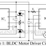 BLDCMotor Driver Circuit