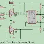 Dual Trace Generator Circuit