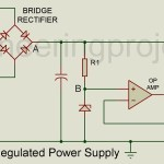 Regulated Power Supply Troubleshooting