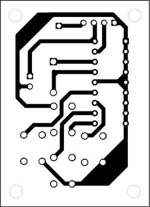 solder side transmitter pcb
