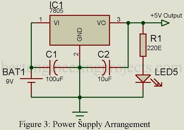 power supply arrangement
