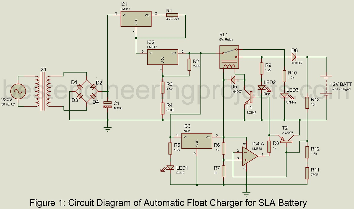 hight resolution of battery charger rectifier wiring diagram