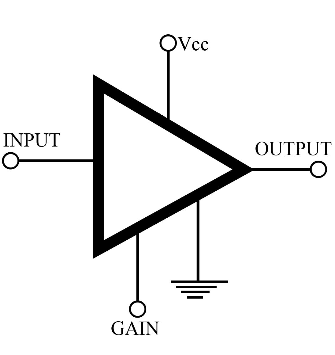 Linear Follower (Current) operational Amplifier