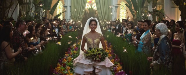 "Courtesy of Warner Bros. Pictures. SONOYA MIZUNO as Araminta in ""CRAZY RICH ASIANS"""