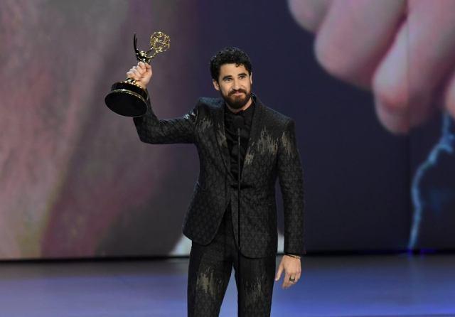 Darren Criss, Primetime Emmy Awards 2018