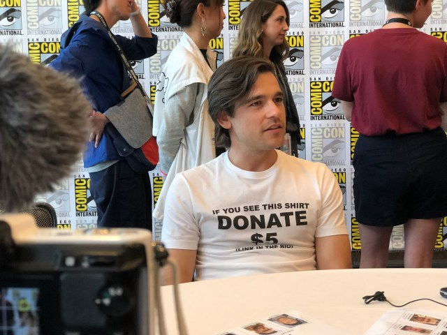 The Magicians interviews 2018 Jason Ralph