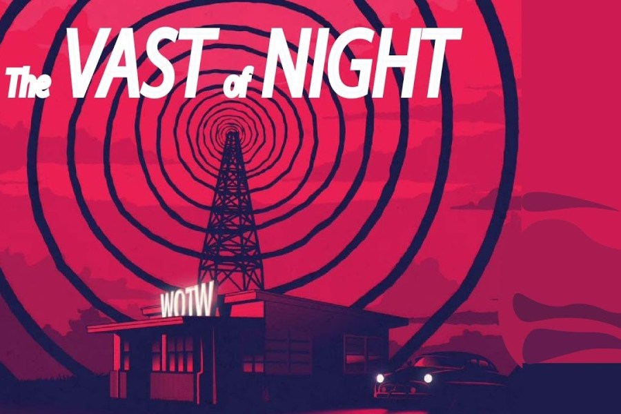 Review: The Vast of Night. Not All Teenage Fear Derives from Being a Teenager.