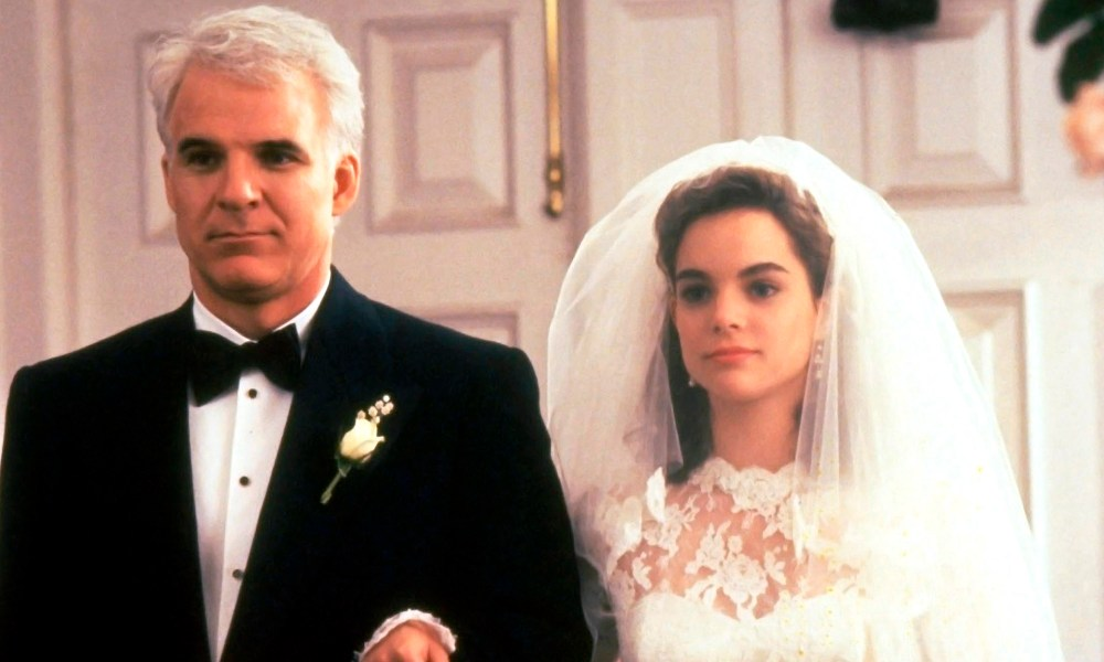 WATCH: Father of the Bride Part 3 (ish)