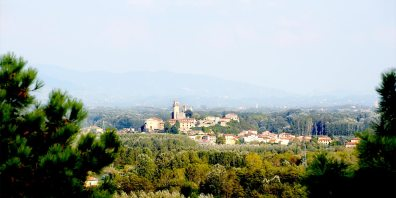 Beautiful Tuscan Views from Albergo Villa Casanova, Italy, Prestigious Venues