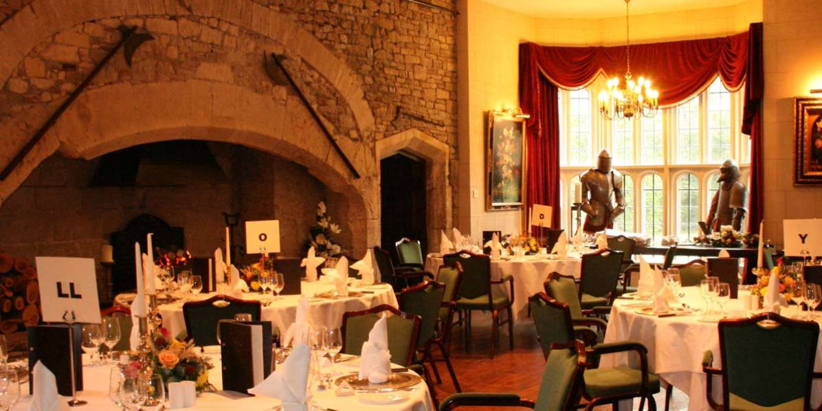 Christmas Party In A Castle, Thornbury Castle, Prestigious Venues