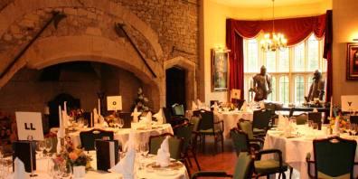 Christmas Party In A Castle, Thornbury Castle, Prestigious Venues