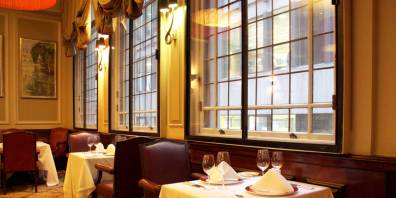 Corporate Business Meeting Venue, The Grill, London Capital Club, Prestigious Venues