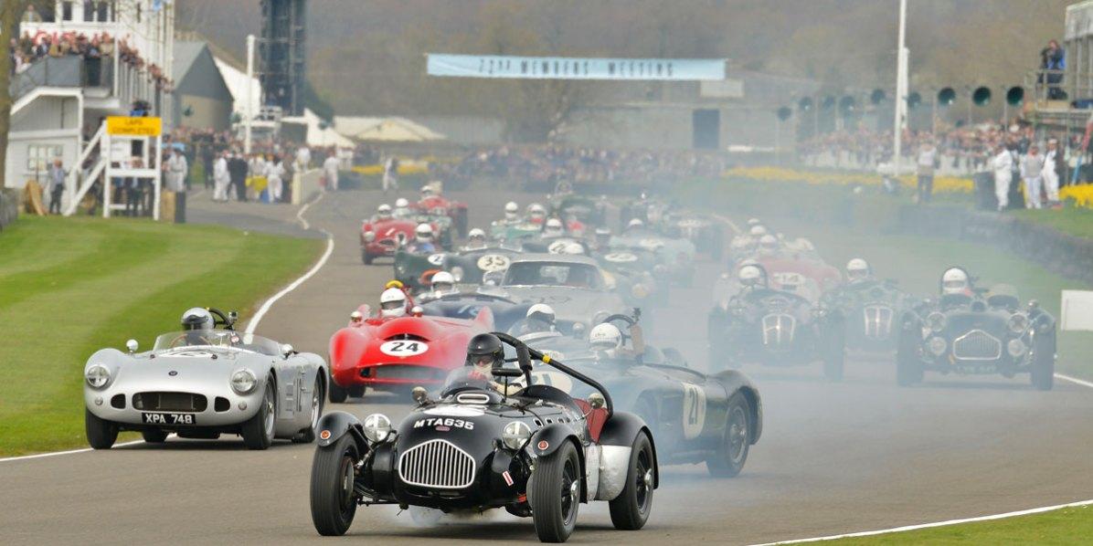 Corporate Entertaining Packages, Goodwood Revival, Goodwood Motorsport, Prestigious Venues