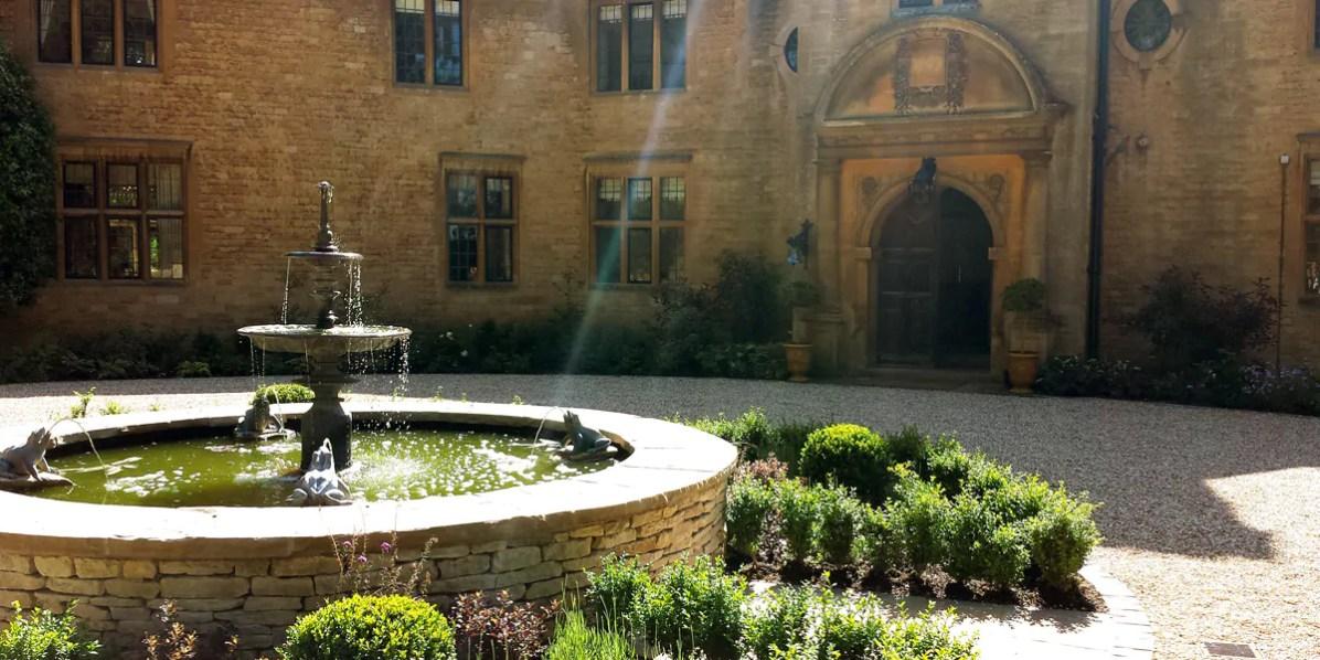 Cotswold Venue, Foxhill Manor, Prestigious Venues