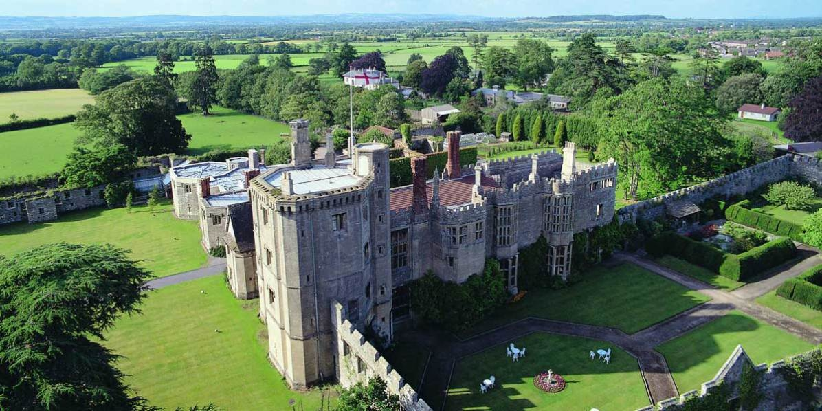Historic Luxury Castle Venue, Thornbury Castle, Prestigious Venues