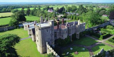 Historic Luxury Castle Venue, Thornbury Castle, Prestigious Venues