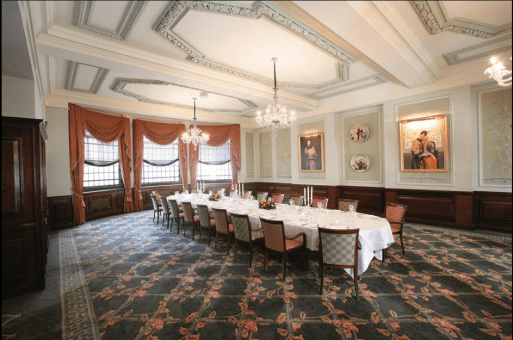 London Capital Club, Prestigious Venues