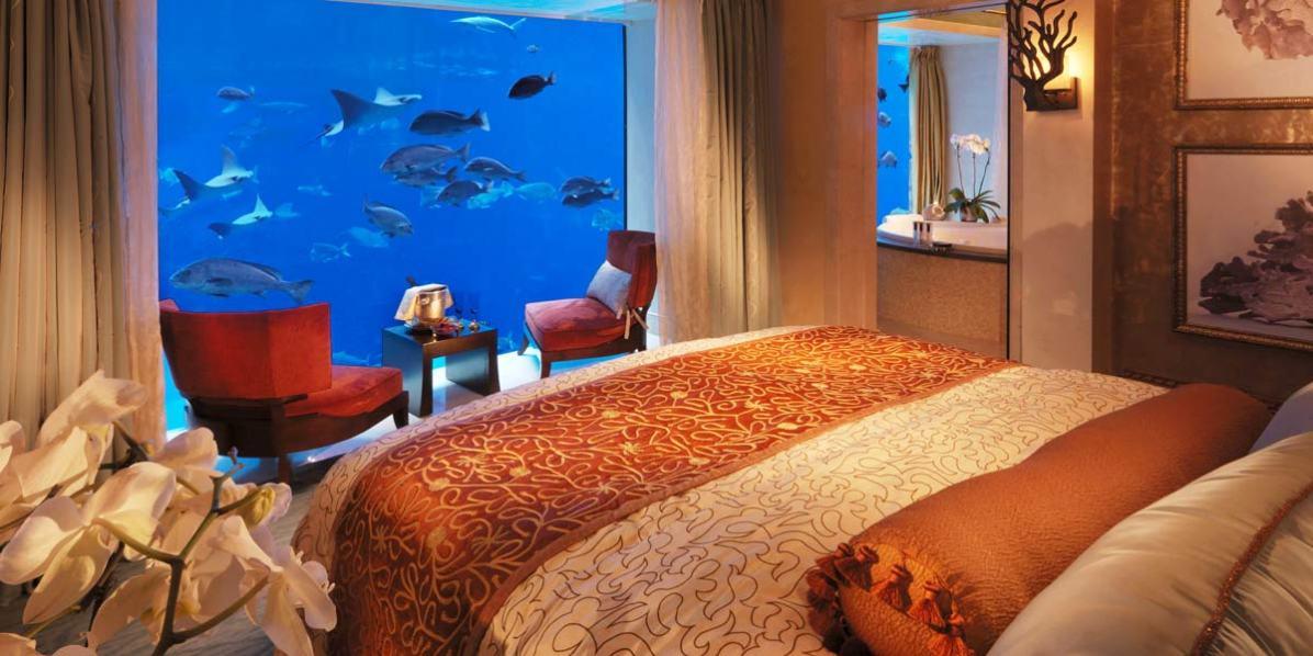 Lost Chambers Suite Dubai, Atlantis The Palm, Dubai, Prestigious Venues