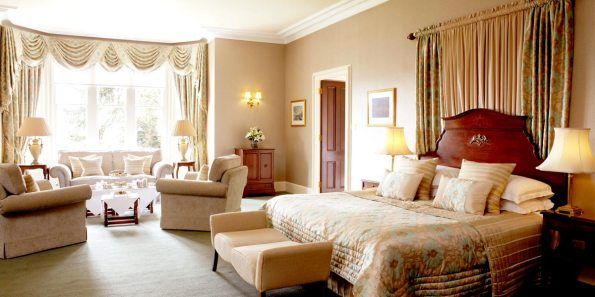 Luxury Hotel Suite, Ashdown Park Hotel, Prestigious Venues