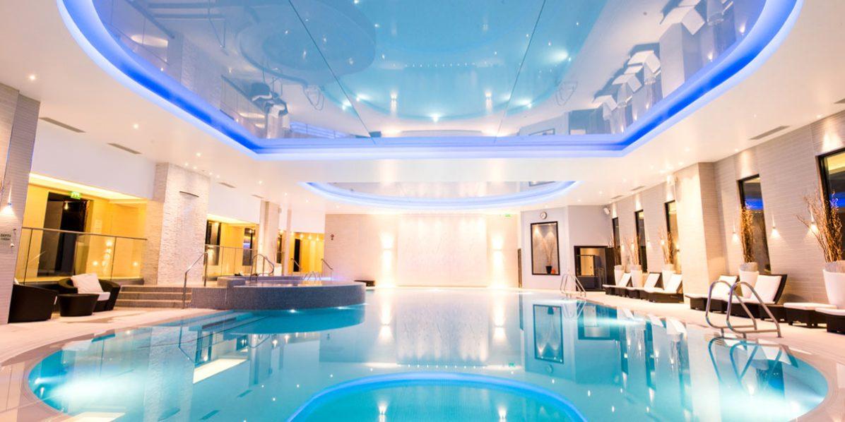 Luxury-Spa-Facilities,-Gleneagles,-Auchterarder,-Prestigious-Venues
