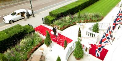 Luxury Wedding On Hyde Park, Mandarin Oriental, Hyde Park London, Prestigious Venues