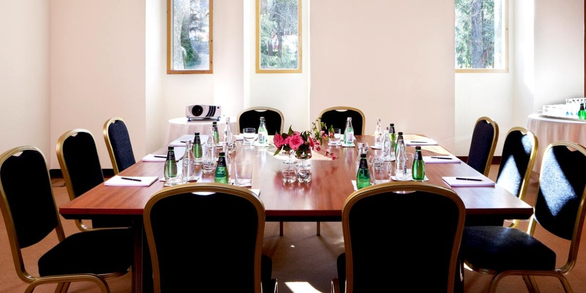 Meeting Room in Portugal, Vidago Palace Hotel, Prestigious Venues